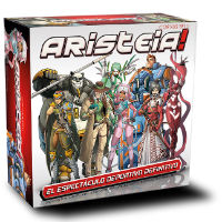 Aristeia! Game box