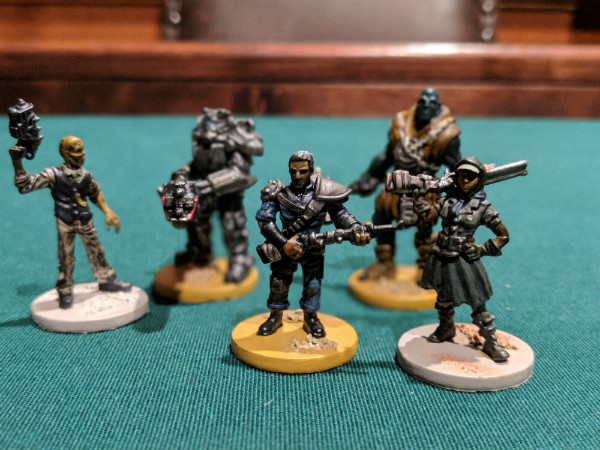 Fallout: All Minis
