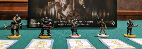 Fallout: The Boardgame